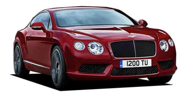 Bentley Continental Bentley Continental Gt V8 2013 Japanese
