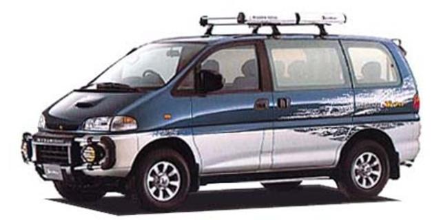 Mitsubishi delica specs