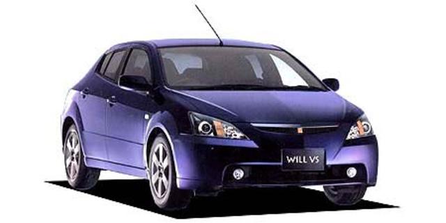 Toyota Will VS TOYOTA WILL VS 1ZZ-FE 1 8VVT-I 2001