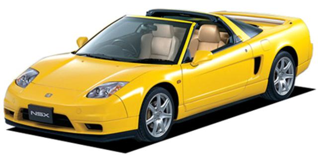 Honda Nsx Honda Nsx Type T 2004 Japanese Vehicle