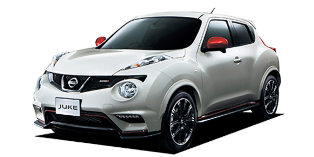 Nissan Juke Nismo Specs Dimensions And Photos Car From Japan