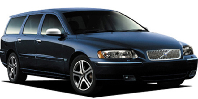 Volvo V70 VOLVO V70 2 4 DYNAMIC EDITION 2005 - Japanese