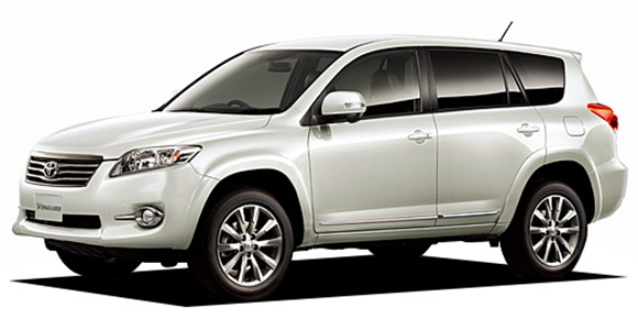 Toyota Vanguard - Japanese Vehicle Specifications | CAR FROM