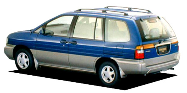 nissan prairie nissan prairie joy joy 1997 japanese vehicle rh carfromjapan com 2001 Nissan Prairie Nissan Prairie 1995