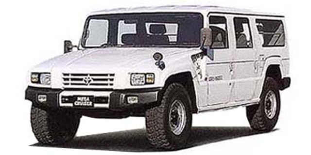 toyota megacruiser toyota mega cruiser basegrade 1999 japanese
