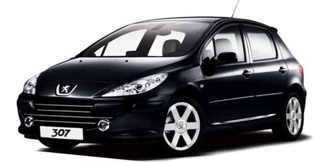 Peugeot 307 PEUGEOT 307 FELINE 2.0 2006 - Japanese Vehicle ...
