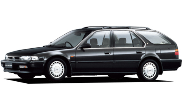Honda Accord Wagon Honda Accord Wagon 22i 1991 Japanese Vehicle