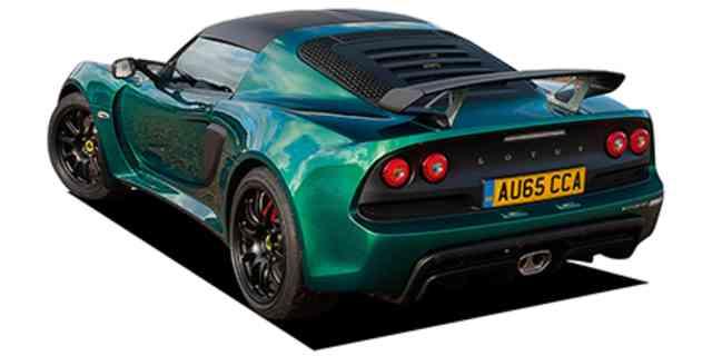 Lotus Exige Lotus Exige Sport 350 2016 Japanese Vehicle