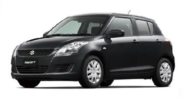 Suzuki Swift SUZUKI SWIFT XG IDLING STOP 2011 - Japanese