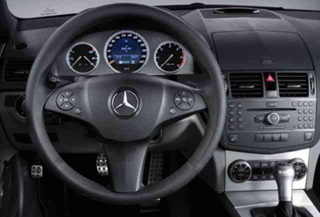 Mercedes-Benz C-Class MERCEDES BENZ CCLASS C200 KOMPRESSOR
