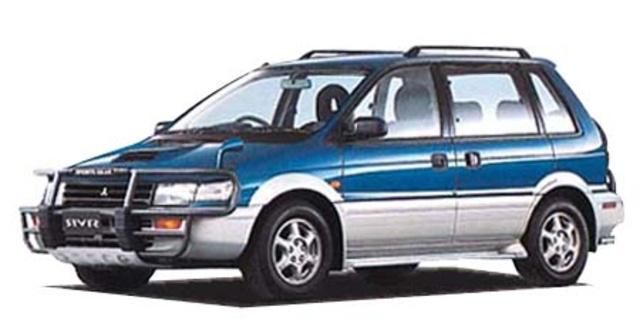 mitsubishi rvr 1996