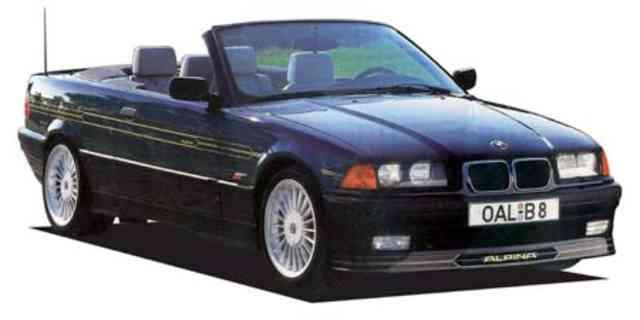 BMW Alpina B BMW ALPINA B COUPE Japanese Vehicle - Bmw b8 alpina