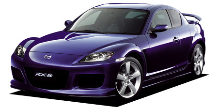 MAZDA RX8 (5/2004) Search Used Cars