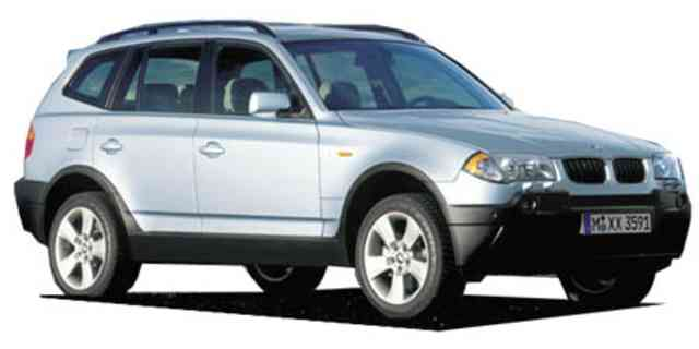 BMW X3 BMW X3 3 0I 2004 - Japanese Vehicle Specifications | CAR FROM
