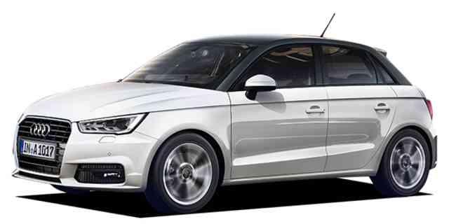 Audi A1 Audi A1 Sportback 10 Tfsi 2015 Japanese Vehicle