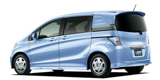 honda freed spike тип тс