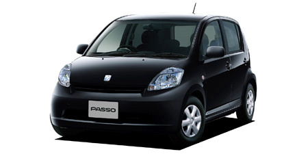 Toyota Passo - Japanese Vehicle Specifications   CAR FROM JAPAN