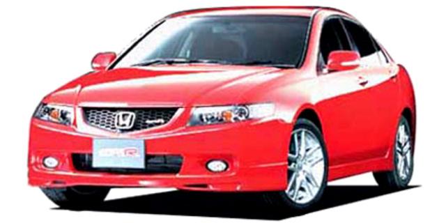Honda Accord Honda Accord Euro R 2003 Japanese Vehicle
