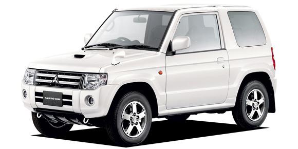 Mitsubishi Pajero Mini - Japanese Vehicle Specifications