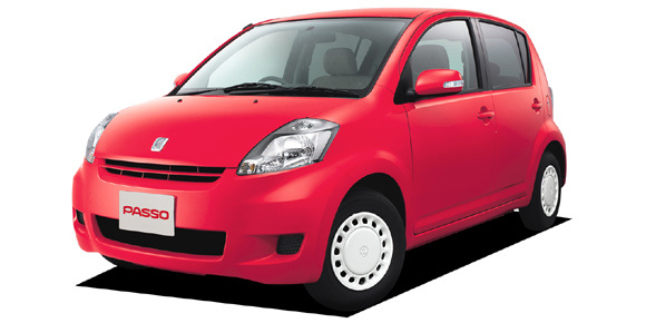 Toyota Passo - Japanese Vehicle Specifications | CAR FROM JAPAN