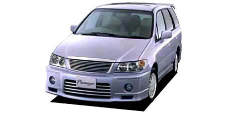 Nissan Presage - Japanese Vehicle Specifications | CAR FROM