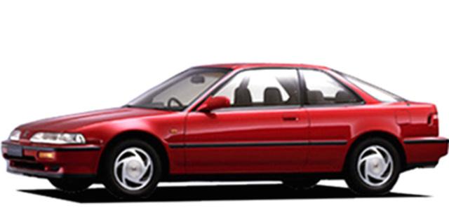 Honda Integra Zxi Specs, Dimensions and Photos | CAR FROM JAPAN