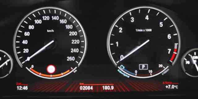 BMW 7 Series BMW 7 SERIES ACTIVE HYBRID 7 2010 - Japanese