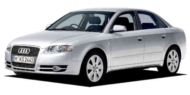 Audi A AUDI A T Japanese Vehicle Specifications CAR - 2007 audi a4 specs