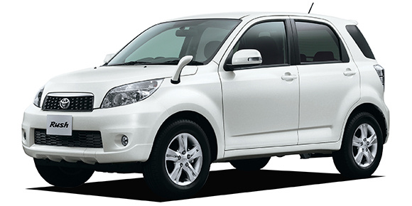 Toyota Rush - Japanese Vehicle Specifications | CAR FROM JAPAN