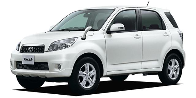 Toyota Rush TOYOTA RUSH G 2013 - Japanese Vehicle