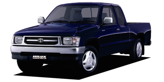 TOYOTA HILUX SPORTS PICK UP EXTRA CAB 1999