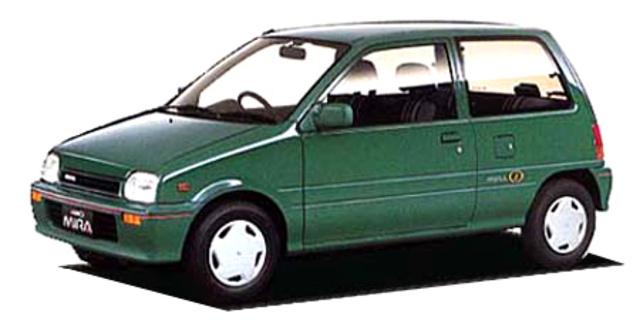 Daihatsu Mira Daihatsu Mira Pit 1991 Japanese Vehicle