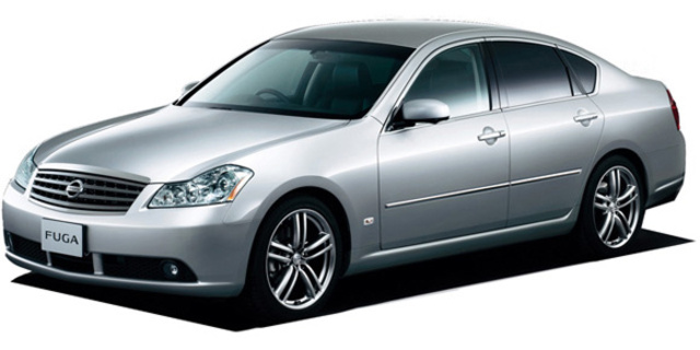 Nissan Fuga Nissan Fuga 350gt 2006 Japanese Vehicle Specifications