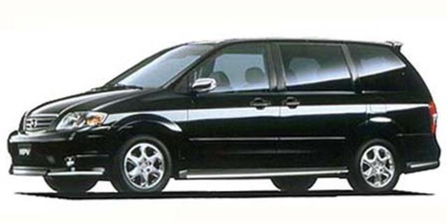 mazda mpv mazda mpv vs 2001 japanese vehicle specifications car rh carfromjapan com 2000 Mazda MPV 2007 Mazda MPV