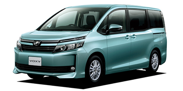 Toyota Voxy Toyota Voxy V 2016 Japanese Vehicle Specifications