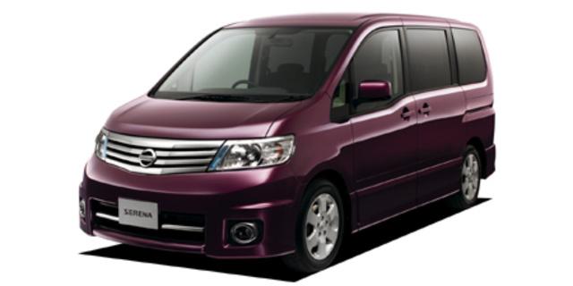 Nissan Serena Highway Star 2006