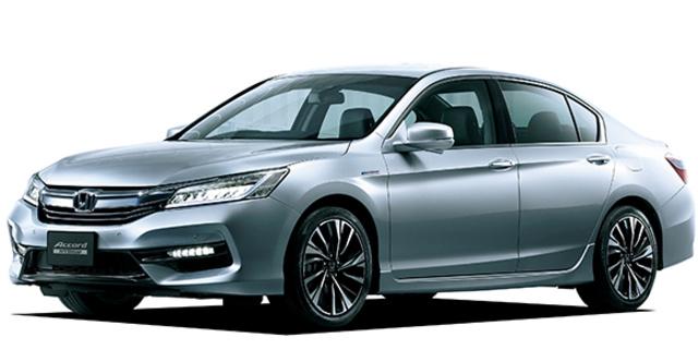 Honda Accord Honda Accord Hybrid Ex 2016 Japanese Vehicle