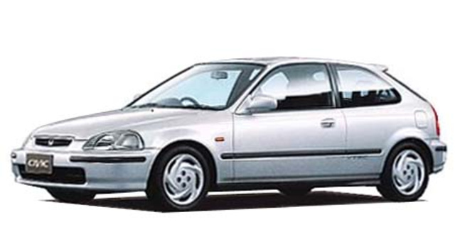 1995 honda civic sir