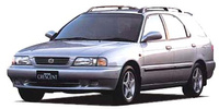 SUZUKI CULTUS CRESCENT WAGON GT S PACKAGE