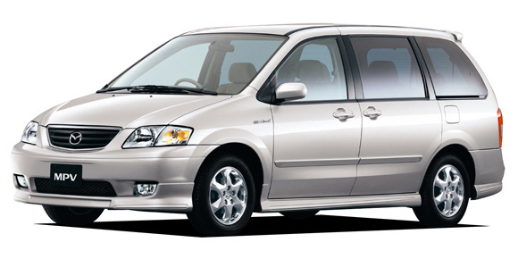 mazda mpv japanese vehicle specifications car from japan rh carfromjapan com mazda mpv 2000 service repair manual 2002 Mazda MPV Heater Directions