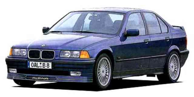 BMW Alpina B BMW ALPINA B LIMOUSINE Japanese Vehicle - Bmw b8 alpina