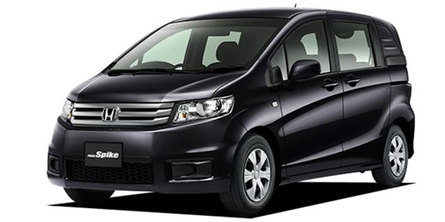 Honda Freed Honda Freed Spike G 2012 Japanese Vehicle