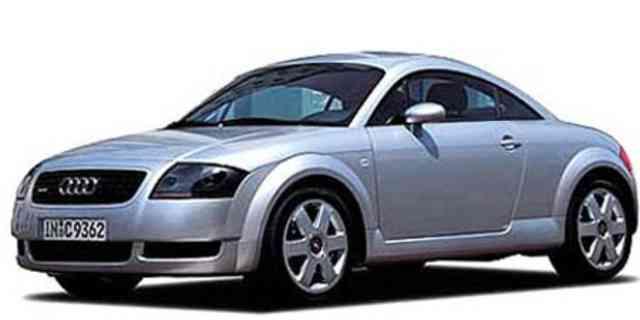 Audi Tt Audi Tt Coupe 18t Quattro 1999 Japanese Vehicle