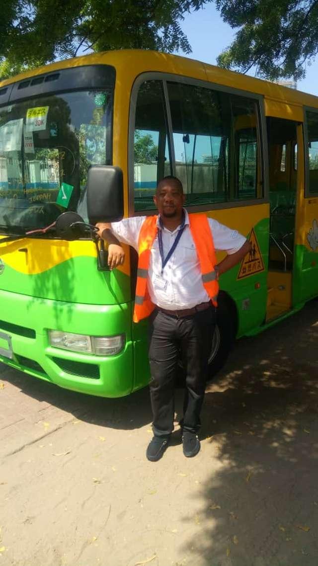 Nissan Civilian Bus 2012