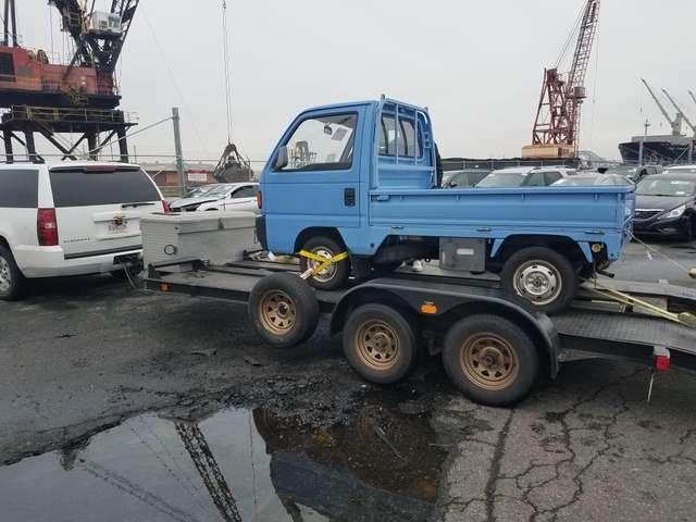 Honda Acty Truck 1990