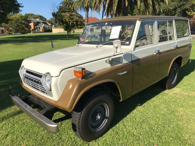 Toyota Land Cruiser 1977
