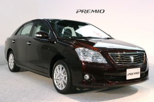 Toyota Premio 2016 Review - CAR FROM JAPAN