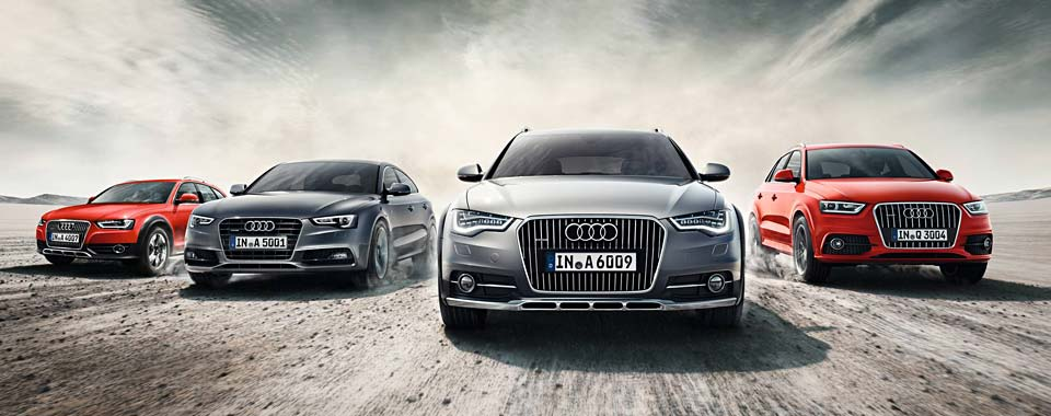 Top 10 Best Selling Audi Models Car From Japan