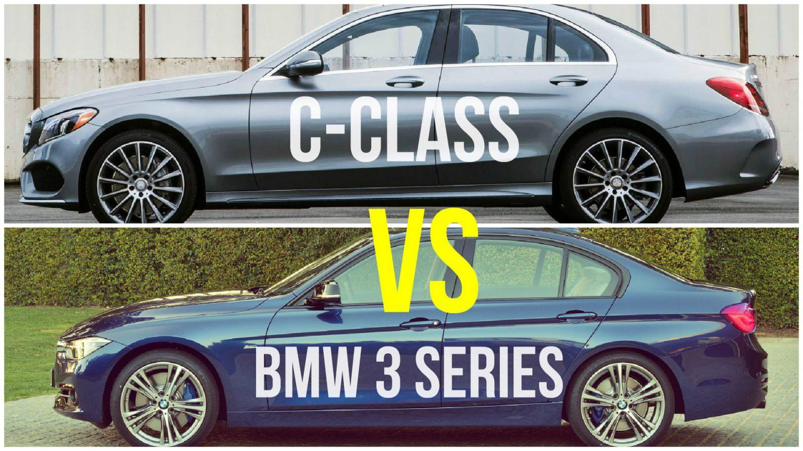 3 Points to Decide the Winner of BMW 3 Series vs Mercedes C