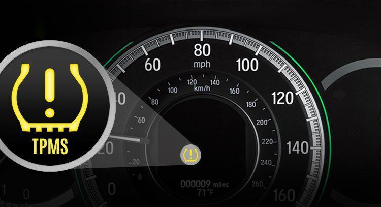 Volvo tire pressure sensor problems